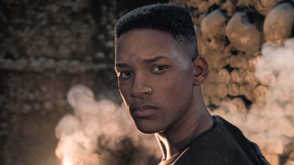 Will Smith joven en Proyecto Gémini
