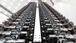 Satélites de SpaceX