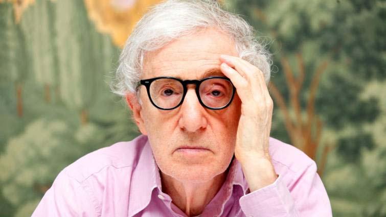 Fotografía de Woody Allen