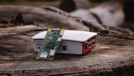 Raspberry Pi con carcasa