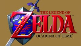 Logo The Legend of Zelda: Ocarina of Time
