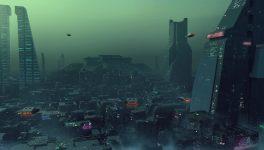 Arte conceptual de Blade Runner