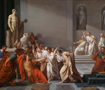 Asesinato Julio César