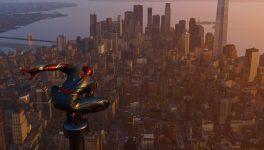 Spiderman PlayStation 4