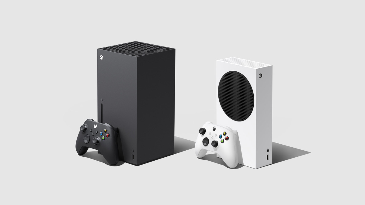 Modelos de Xbox Series