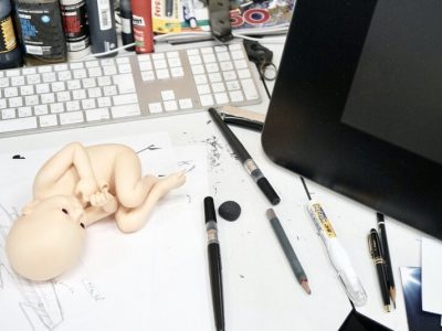 Concept art de Kojima Productions