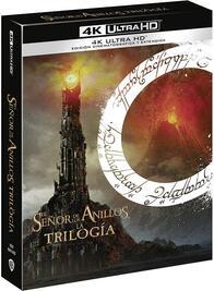 Trilogía El Señor de los Anillos (versión extendida) - 4k UHD (Blu-ray)