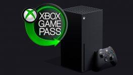 Game Pass Xbox Series X