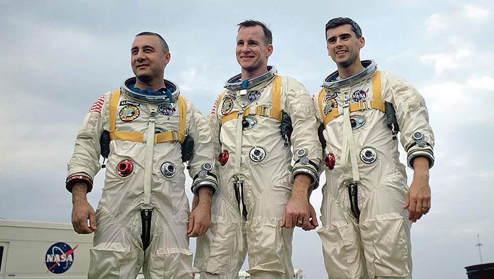 Tripulación del Apolo 1