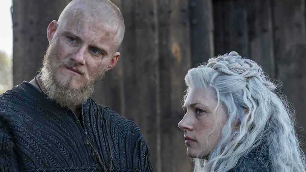 Björn y Lagherta, Vikingos