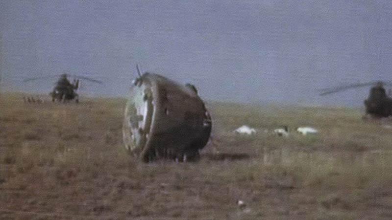 Cápsula Soyuz 11
