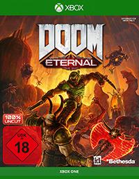 Doom Eternal - Xbox One (Compatible con Xbox Series X|S) Importación alemana
