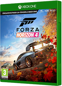 Forza Horizon 4 Standard Edition Xbox One (Compatible con Xbox Series X|S)