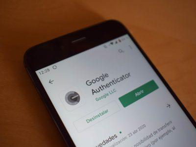 Imagen: Google Authenticator