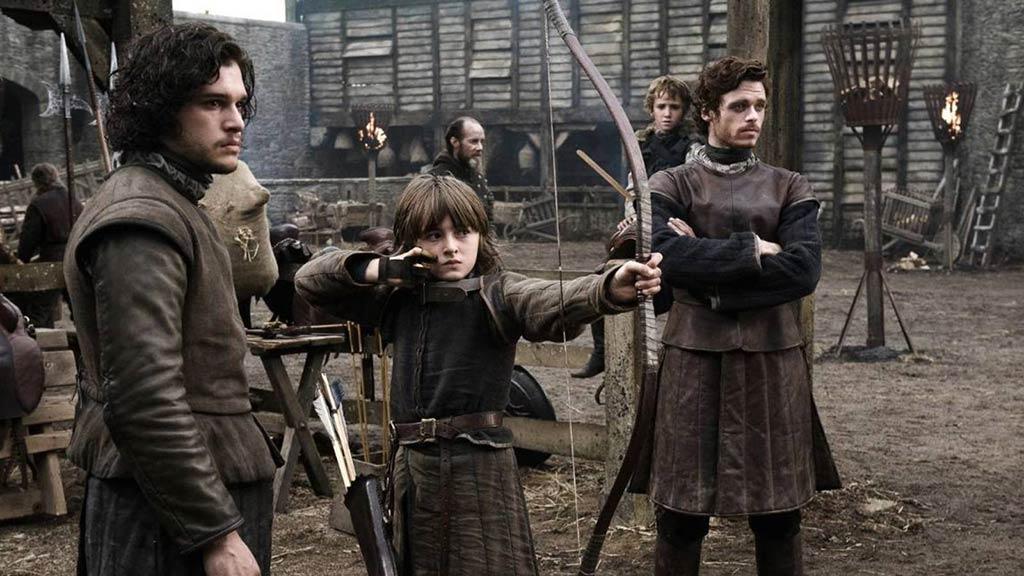 Hermanos Stark, Juego de Tronos