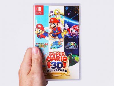 Super Mario 3D All-Stars 3D