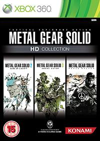 Konami Metal Gear Solid HD Collection (Acción / Aventura)