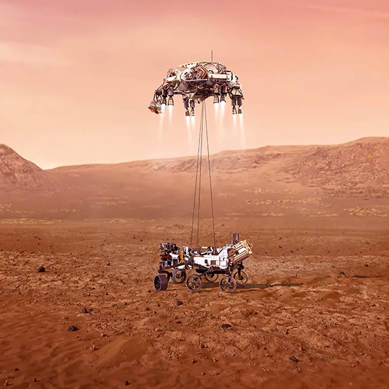 Mars Perverance