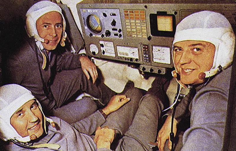 Tripulación de la Soyuz 11