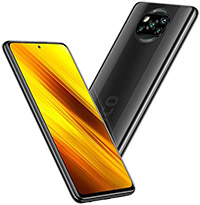 POCO X3 NFC (Pantalla AMOLED de 6,67 pulgadas FHD+, DotDisplay, 6GB+128GB, Cámara cuádruple de 64MP, Snapdragon 732G, 5160mAh con carga de 33W, MIUI 12 para POCO, NFC) Gris Sombra