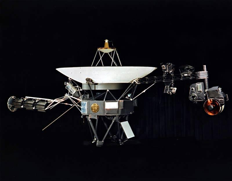 Foto de la onda Voyager 1