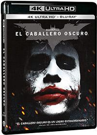El Caballero Oscuro (4K Ultra HD + Blu-ray)