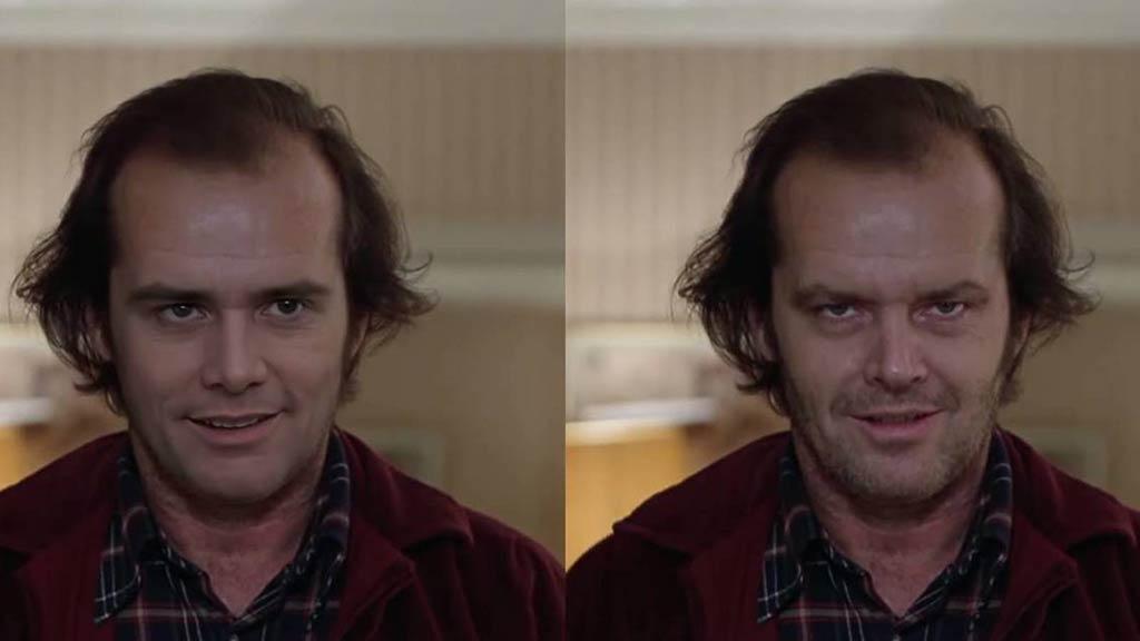 Jim Carrey en 'El Resplandor'