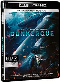 Dunkerque (4K Ultra HD + Blu-ray)