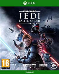 Star Wars Jedi Fallen Order - Xbox One (Importación francesa)