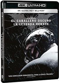 El Caballero Oscuro: La leyenda renace (4K Ultra HD + Blu-ray)