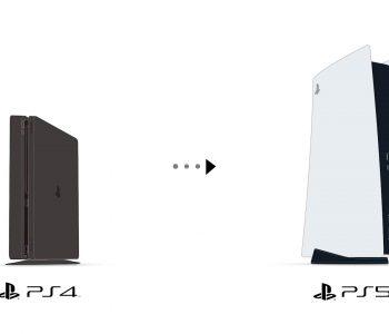 Cómo transferir datos de PS4 a PS5