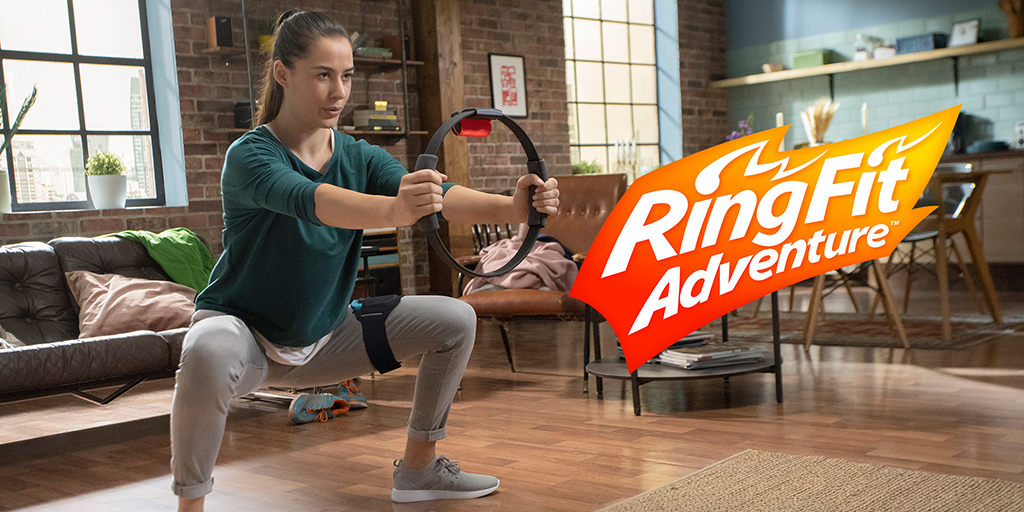 Ring Fit: Adventure