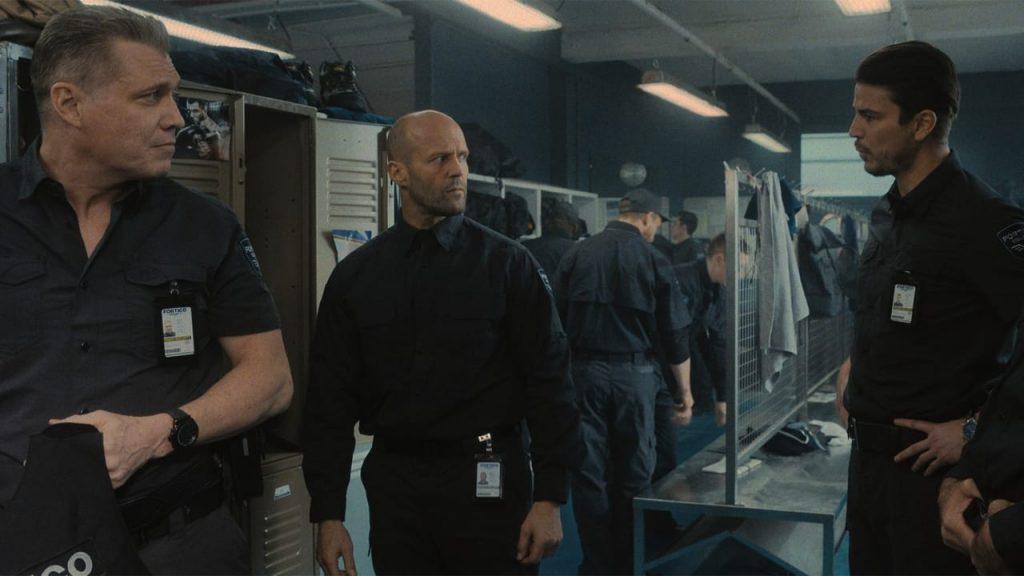 Holt McCallany, Jason Statham y Josh Hartnett en 'Despierta la furia'