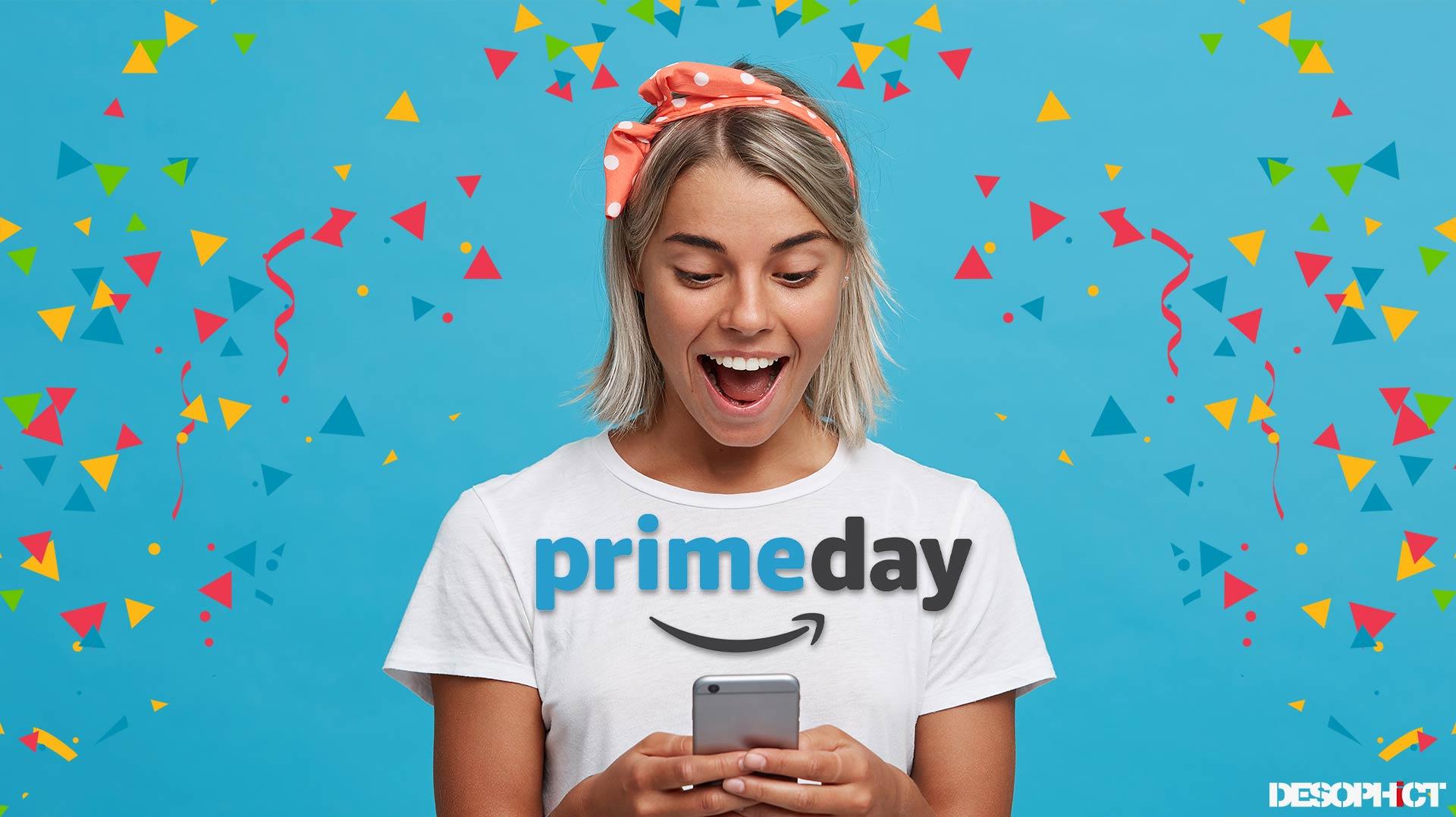 Amazon Prime Day - Día 1