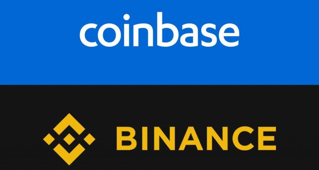 Coinbase / Binance