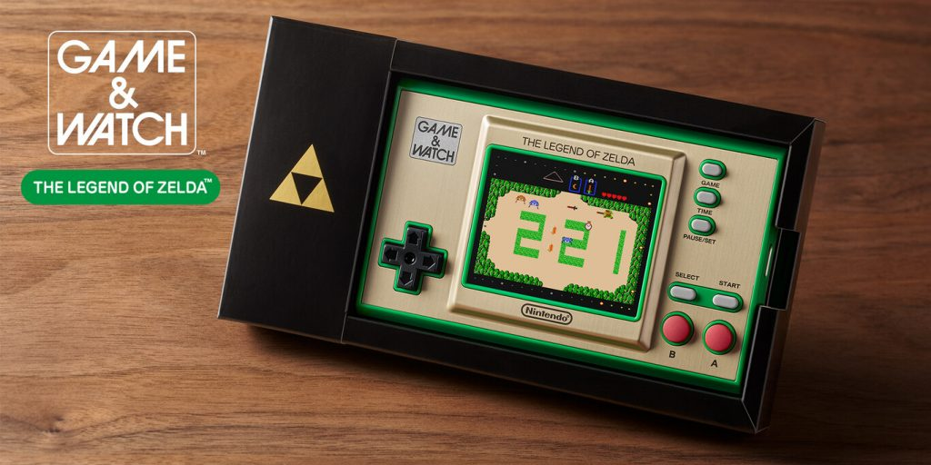 Game&Watch The Legend of Zelda