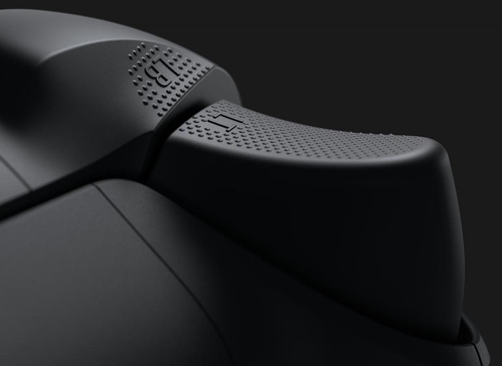 Relieve del mando de Xbox
