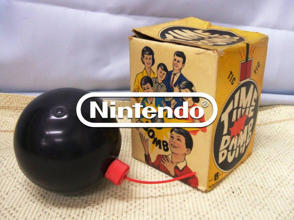 Time Bomb de Nintendo