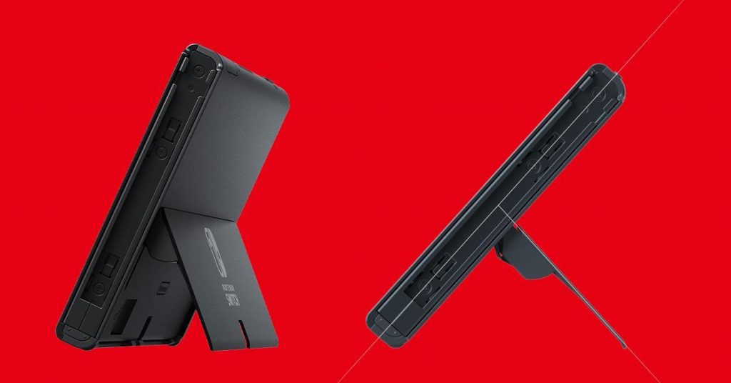 Soporte ajustable de Nintendo Switch OLED