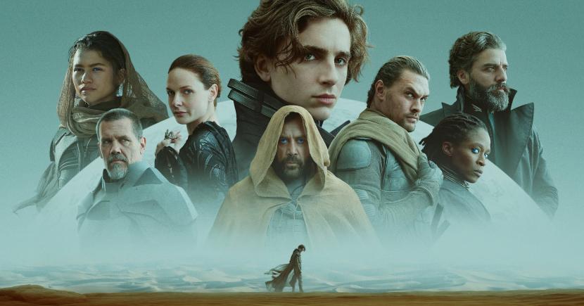 'Dune' es pura ciencia ficción: Denis Villeneuve nos deja una épica espacial tremendamente satisfactoria