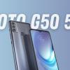 El Motorola Moto G50 en su mejor precio: un gama media con 5G de oferta ahora mismo por tan solo 189 euros