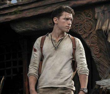 Tom Holland como Nathan Drake